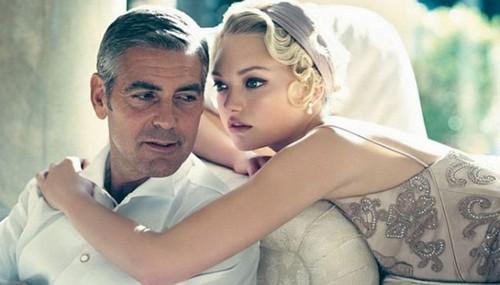 Зрелый мужчина и девушка