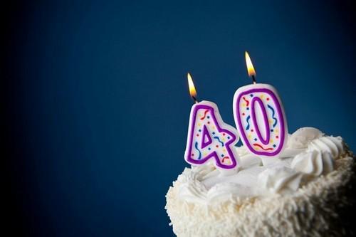 40-летний юбилей