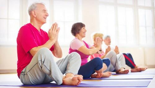 спортивная йога