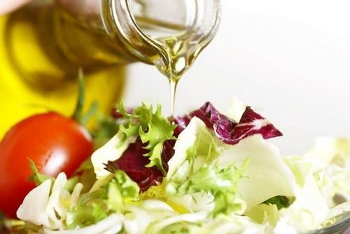 рапсовое масло в кулинарии