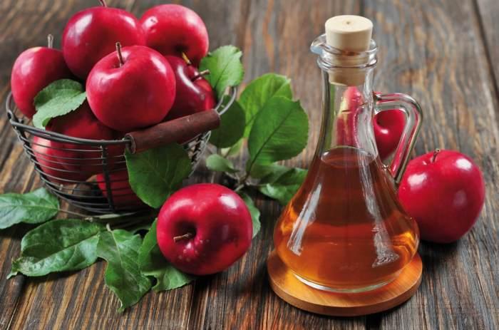 яблочный уксус не помогает похудеть